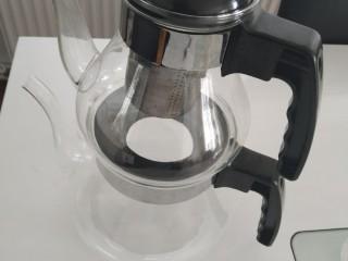 Cam çaydanlık seti 90 TL